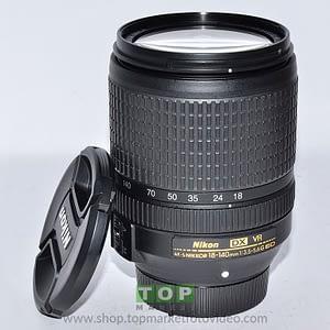 Nikon Obiettivo 18-140mm f/3.5-5.6 VR
