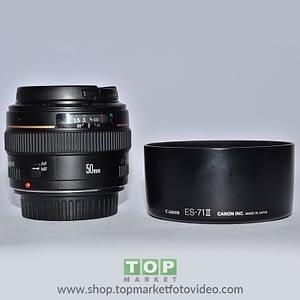 Canon Obiettivo EF 50mm f/1.4 USM