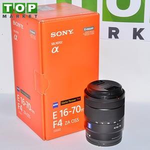 Sony Obiettivo E-Mount 16-70mm f/4 OSS Zeiss