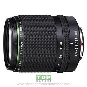 Pentax Obiettivo 28-105mm f/3.5-5.6 HD D-FA ED DC WR