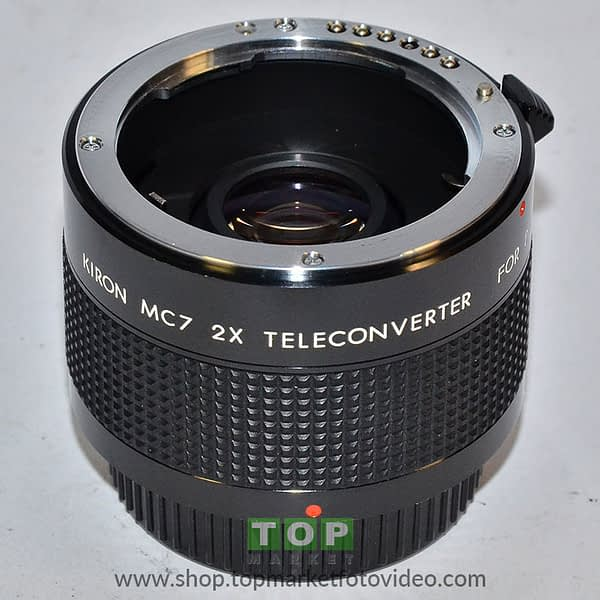 Kiron Pentax MC7 Teleconverter 2X