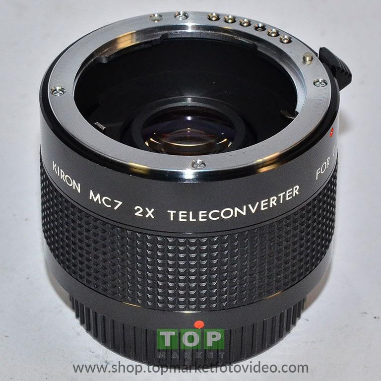 27097 Kiron Pentax MC7 Teleconverter 2X