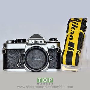 Nikon FE (solo corpo)