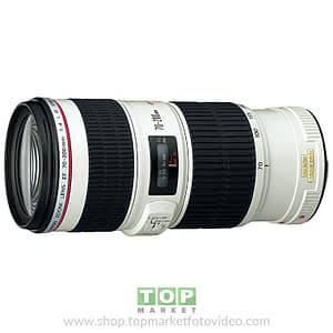 Canon Obiettivo EF 70-200mm f/4.0 L IS USM
