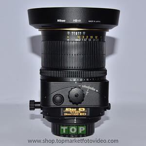 Nikon Obiettivo PC-E 24mm f/3,5 D
