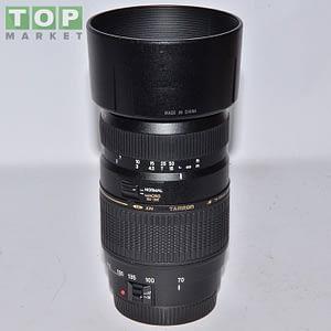 Tamron Obiettivo Canon EOS 70-300mm f/4-5.6 Macro