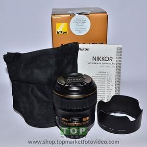 Nikon Obiettivo AF-S 35mm f/1.4 G