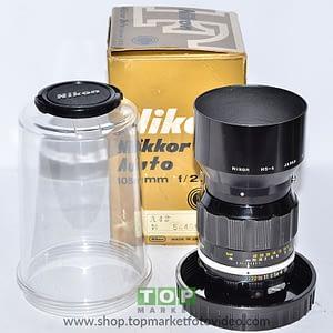 Nikon Obiettivo AI 105mm f/2.5 PC F