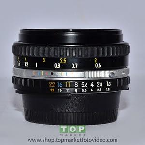 Nikon Obiettivo 50mm E f/1,8