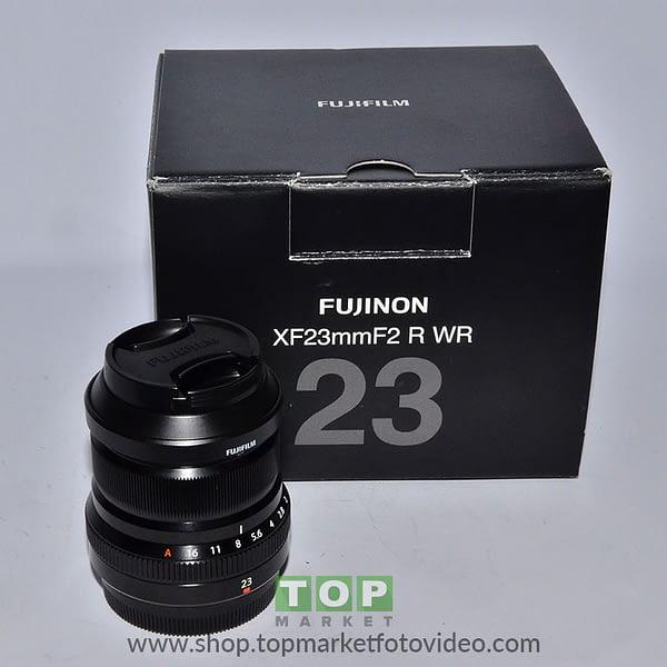 Fujifilm Obiettivo XF 23 f/2 R WR