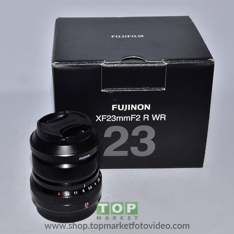 27788 Fujifilm Obiettivo XF 23 f/2 R WR