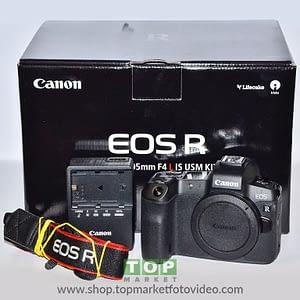 Canon EOS R (solo corpo)