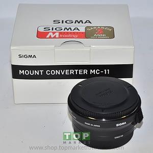 Sigma Sony E-Mount Converter MC11