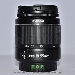 Canon Obiettivo EF-S 18-55mm f/3.5-5.6 III