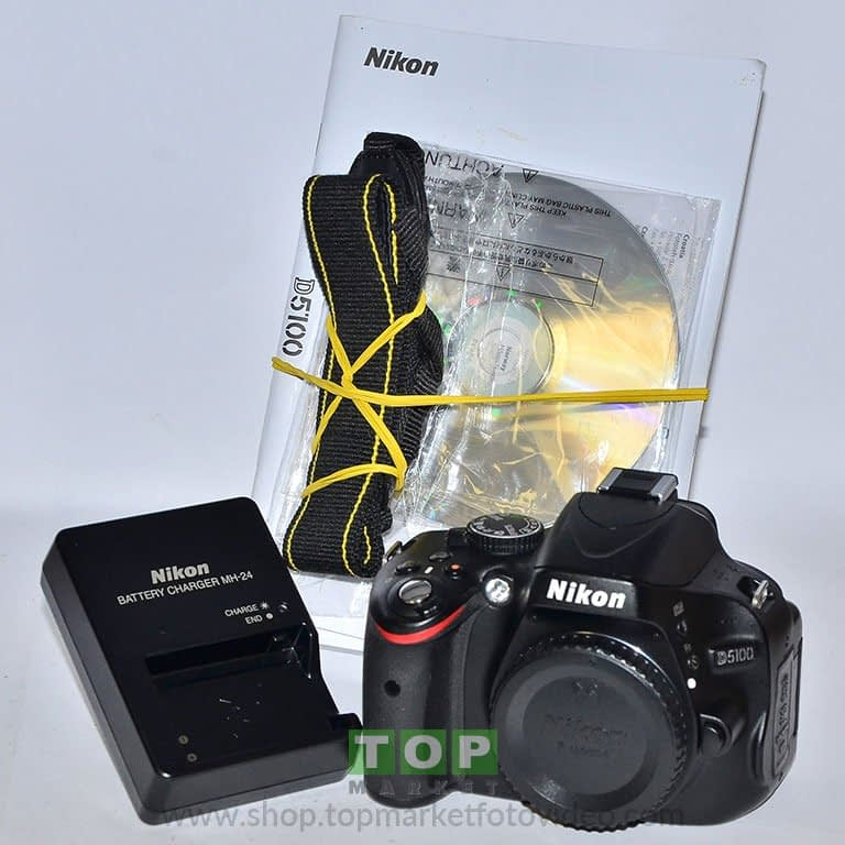 26949 Nikon D5100 (solo corpo)