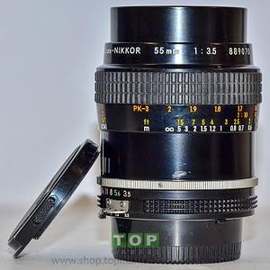 Nikon Obiettivo Micro 55mm f/3.5
