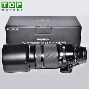 Fujifilm Obiettivo XF 100-400mm f/4.5-5.6 R LM OIS WR