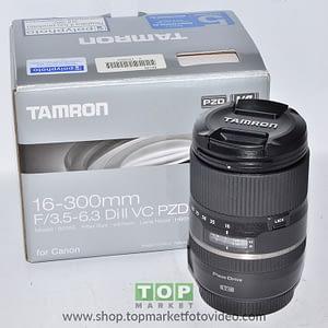 Tamron Obiettivo Canon 16-300mm f/3.5-6.3 DI II VC PZD