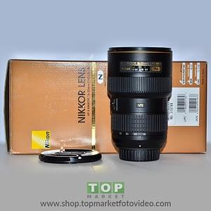 Nikon Obiettivo AF-S 16-35mm f/4 G VR