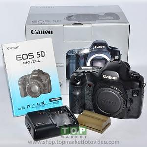 Canon EOS 5D (solo corpo)