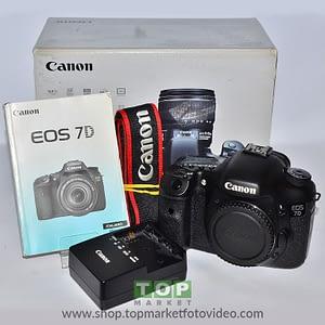 Canon EOS 7D (solo corpo)