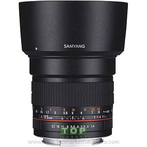 Samyang Obiettivo Canon EOS 85mm f/1.4 AS IF UMC Aspherical