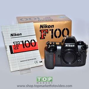 Nikon F100 (solo corpo)