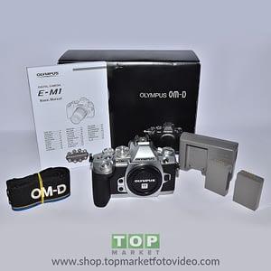 Olympus OM-D EM-1 Silver (solo corpo)