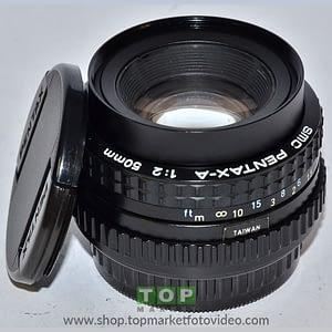 Pentax Obiettivo A 50mm f/2