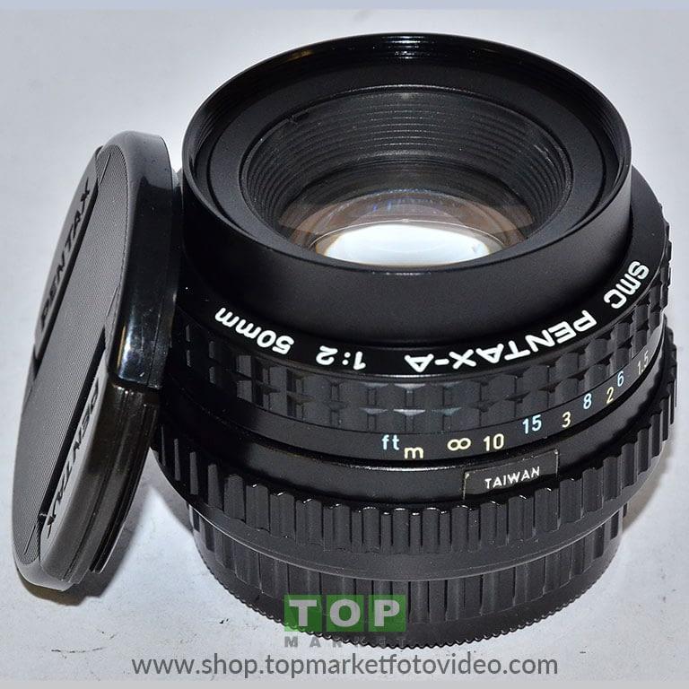27098 Pentax Obiettivo A 50mm f/2