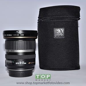 Canon Obiettivo EF-S 10-22mm f/3.5-4.5 USM