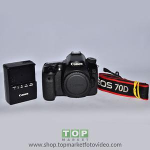 Canon Eos 70D (solo corpo)