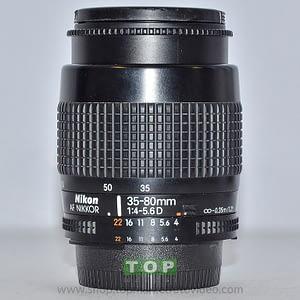 Nikon Obiettivo AF 35-80mm f/4-5.6 D