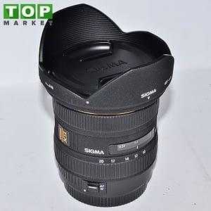 Sigma Obiettivo Canon 10-20mm f/4-5.6 HSM