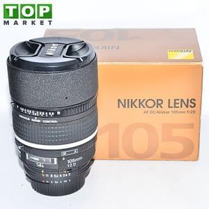 Nikon Obiettivo 105mm f/2 D
