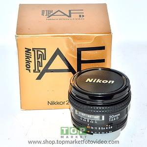 Nikon Obiettivo 20mm f/2.8 D AF