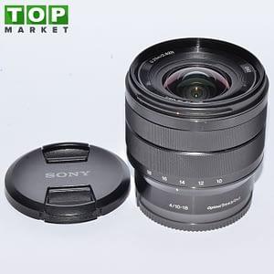 Sony Obiettivo 10-18mm f/4 OSS SEL1018