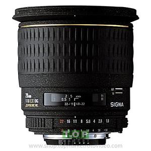 Sigma Obiettivo Konica 28mm f/2.8